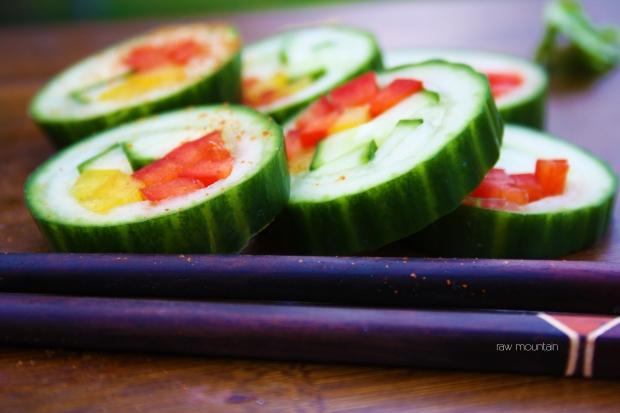 Veg Sushi