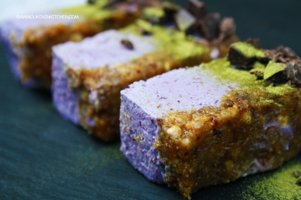 Blueberry Cheezecake