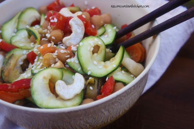 Miso Zoodles