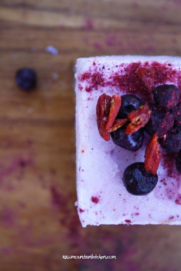 Berry Cheezecake